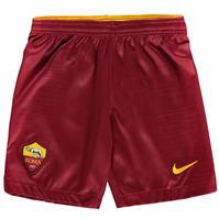 Pantaloni scurti Nike AS Roma Home 2018 2019 pentru copii