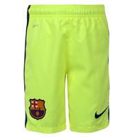 Pantaloni scurti Nike Barcelona 3rd pentru baietei