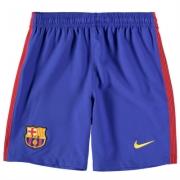 Pantaloni scurti Nike Barcelona 2016 2017 Home pentru copii