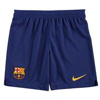 Pantaloni scurti Nike Barcelona Acasa and Away 2019 2020 pentru copii