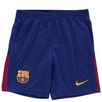 Pantaloni scurti Nike Barcelona Home 2017 2018 pentru copii
