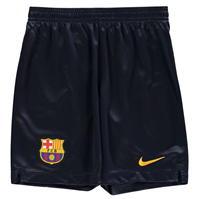 Pantaloni scurti Nike Barcelona Home 2018 2019 pentru copii