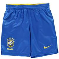 Pantaloni scurti Nike Brazil Home 2018 pentru copii