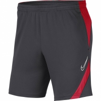 Pantaloni scurti Nike Dry Academy Short KP barbati gri-rosu BV6924 062