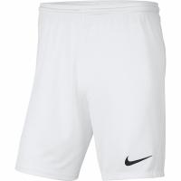 Mergi la Pantaloni scurti Nike Dry Park III NB K alb BV6855 100 barbati