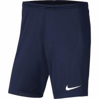 Pantaloni scurti Nike Dry Park III NB K barbati bleumarin BV6855 410