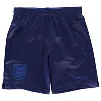 Pantaloni scurti Nike Anglia Acasa 2018 pentru copii