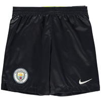 Pantaloni scurti Nike Manchester City Away 2018 2019 pentru copii