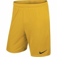 Pantaloni scurti NIKE PARK II tricot SHORT NB galben / 725887 739 barbati