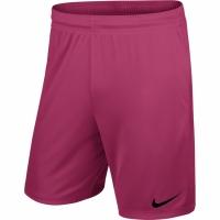 Pantaloni scurti NIKE PARK II tricot SHORT NB roz / 725988 616 copii