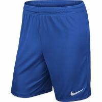 Pantaloni scurti Nike Park II tricot Short NB albastru. 725887 463 barbati