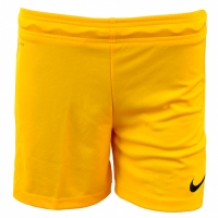 Pantaloni scurti NIKE PARK II tricot SHORT NB galben 725988 739 copii