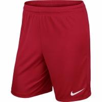 Pantaloni scurti NIKE PARK II tricot SHORT NB rosu / 725988 657 copii
