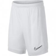Pantaloni scurti Nike pentru baietei alb