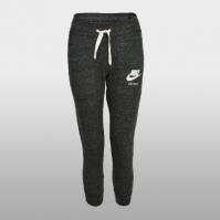 Pantaloni trei sferturi Nike W Nsw Gym Vntg Cpri Femei