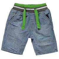 Pantaloni scurti No Fear cu talie elastica Below The Knee baietei