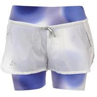 Pantaloni scurti Odlo Gemini alergare pentru Femei