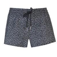 Pantaloni scurti ONeill cu model Print M And M Board pentru Femei