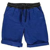 Pantaloni scurti Pantaloni Chino cu talie elastica No Fear pentru baietei