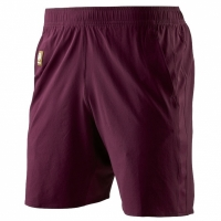 Pantaloni scurti alergare barbati Skins Activewear Square 7 Inch mov SP00511551040