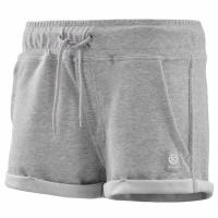 Pantaloni scurti Skins Output Sport gri SP40331560035 femei