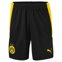 Pantaloni scurti Puma Borussia Dortmund Acasa 2020 2021