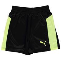 Pantaloni scurti Puma Evo antrenament fotbal pentru baietei