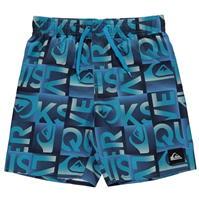 Pantaloni scurti Quiksilver Reef Typo Board pentru baietei