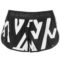 Pantaloni scurti Reebok Geometric pentru Femei