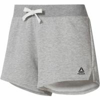 Pantaloni scurti Reebok TE Simple gri CE0156