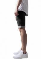 Pantaloni scurti sala gri carbune Urban Classics