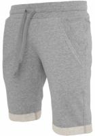 Pantaloni scurti sala gri Urban Classics