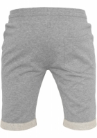 Pantaloni scurti sala gri