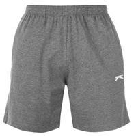 Pantaloni scurti Slazenger Jersey pentru Barbati