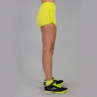 pantaloni scurti sport Joma Combi galben Fluor pentru Femei