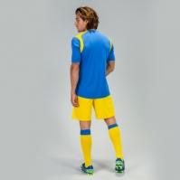 Pantaloni scurti sport Nobel Joma galben