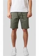 Pantaloni scurti sport Stretch Twill oliv Urban Classics
