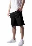 Pantaloni scurti trening negru Urban Classics