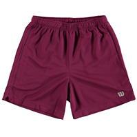 Pantaloni scurti Wilson 7 tricot pentru baietei