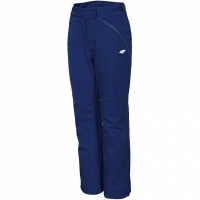 Pantaloni Ski 4F bleumarin X4Z18 SPDN152 31S femei