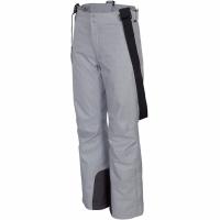 Pantaloni Ski 4F Cool gri deschis Melange H4Z19 SPDN001 27M femei