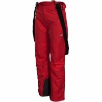 Pantaloni Ski 4F rosu H4Z19 SPDN001 62S femei