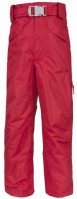 Pantaloni ski copii Marvelous Red Trespass