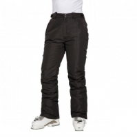 Pantaloni ski femei Foxfield Black Trespass