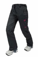 Pantaloni ski femei Kook Black Trespass