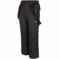Pantaloni Ski For 4F negru HJZ19 JSPMN001 21S pentru baieti