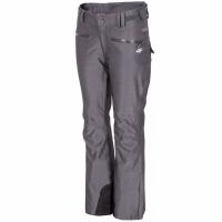 Pantaloni Ski 4F H4Z17 SPDN002 gri inchis melange femei