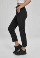 Pantaloni Soft Interlock pentru Femei negru Urban Classics