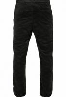 Pantaloni Southpole AOP Velour negru