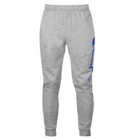Pantaloni sport Champion cu imprimeu mare cu mansete